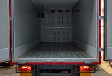 Cold chain for intercity transportation
