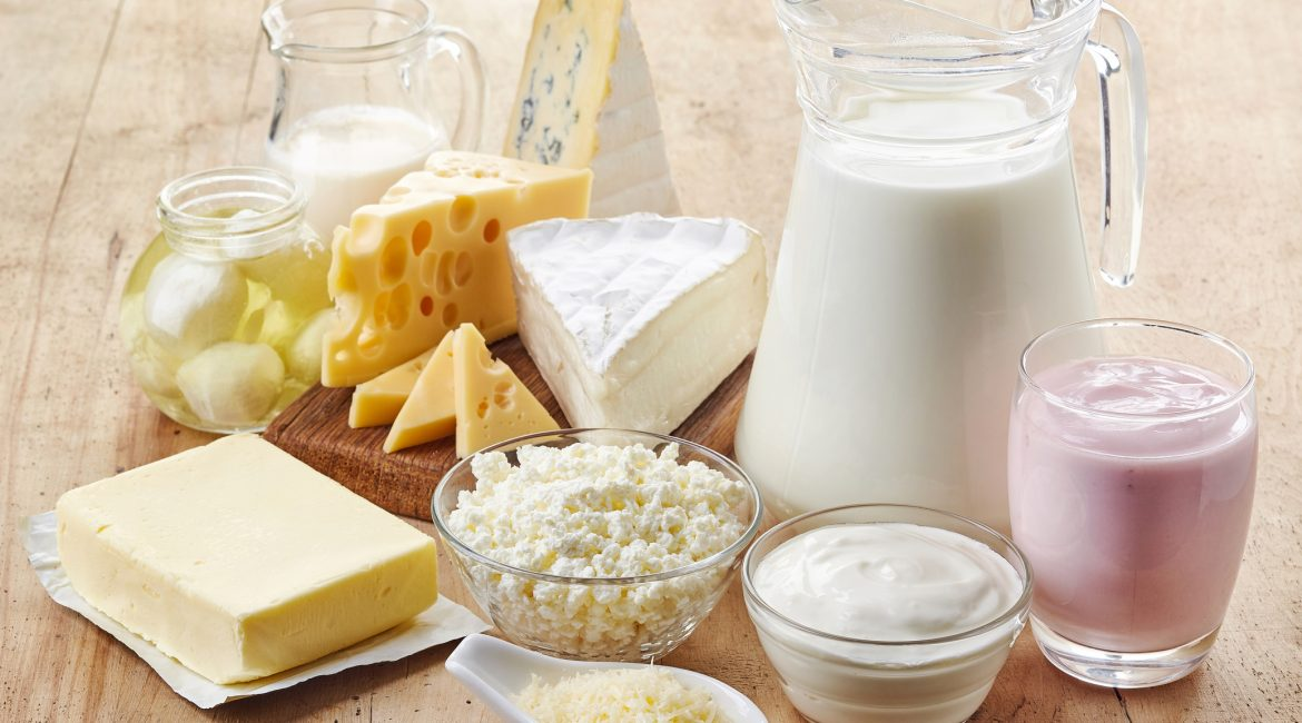 Transportation of dairy products