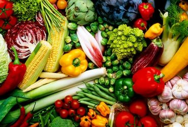 Transportation of vegetables in the cold chain