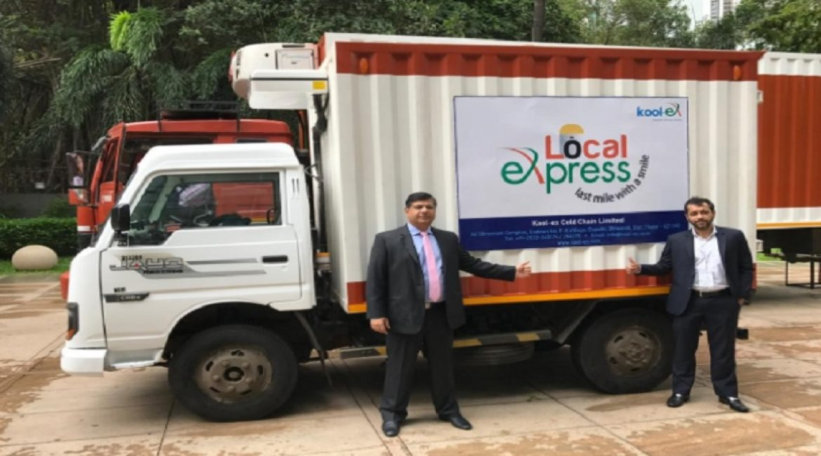 Kool-ex Partners with Indospace to Build Warehouses