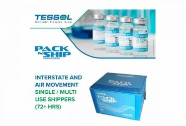 Tessol launches cold solutions for vaccine delivery
